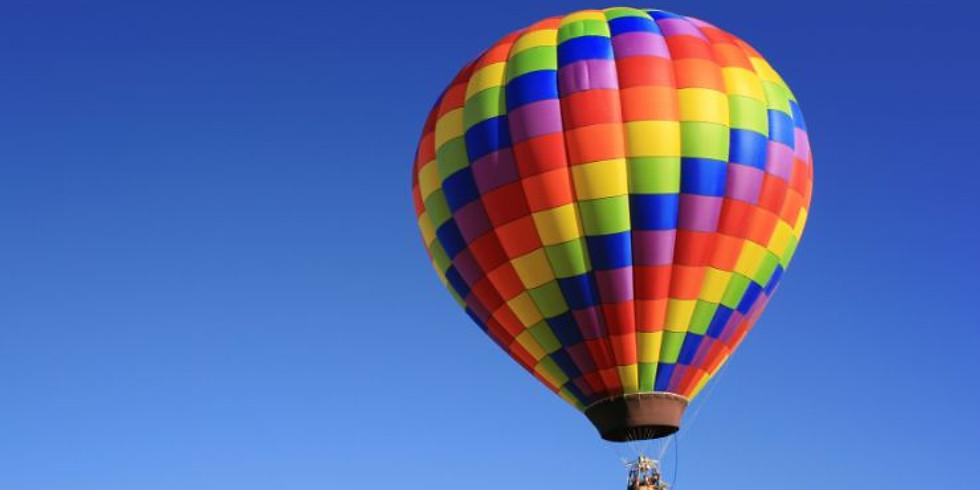 Sky's the Limit Hot Air Balloon Festival