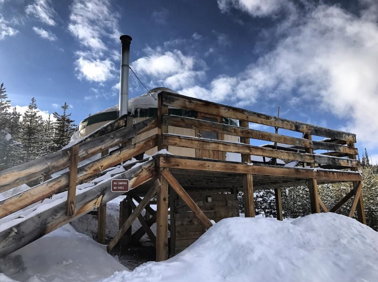 Medicine Bow Yurt