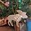 Thumbnail: Gingerbread Yurt and Moose ornaments - locally made