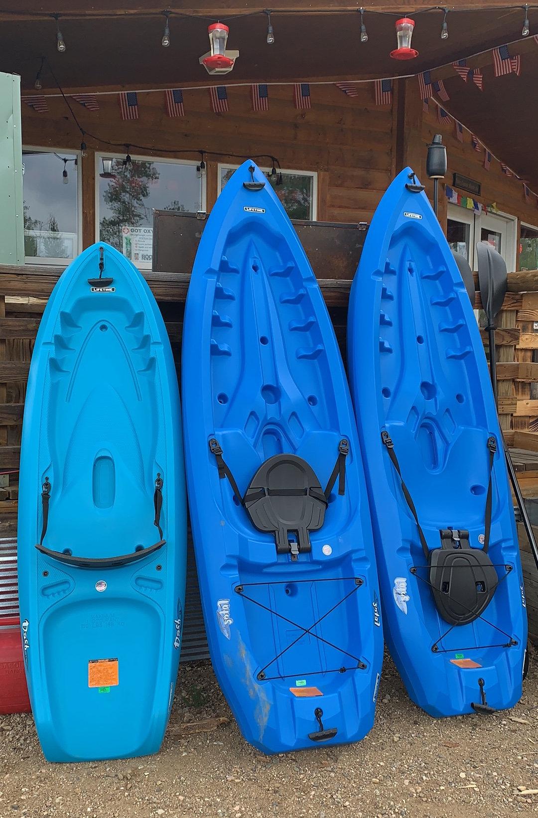 Kayak Rental 8 Hour