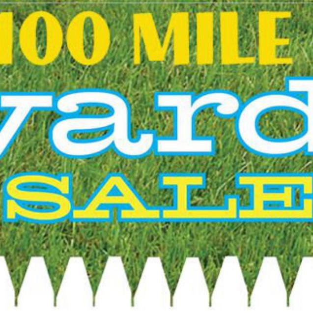 100 Mile Yard Sale