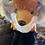 Thumbnail: Fur earmuffs wolf, beaver, rabbit -locally trapped
