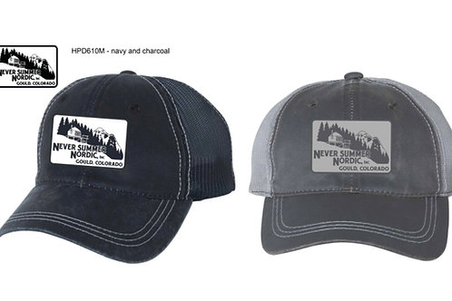 NSN Trucker Hat (Charcoal or Navy)