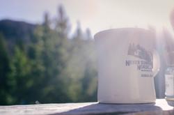 NSN Coffee Mug @ Clark Peak Yurt