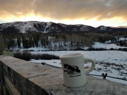 NSN Mug @ North Fork Canadian Yurt