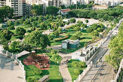 Projet aménagement urbain_Forster paysa
