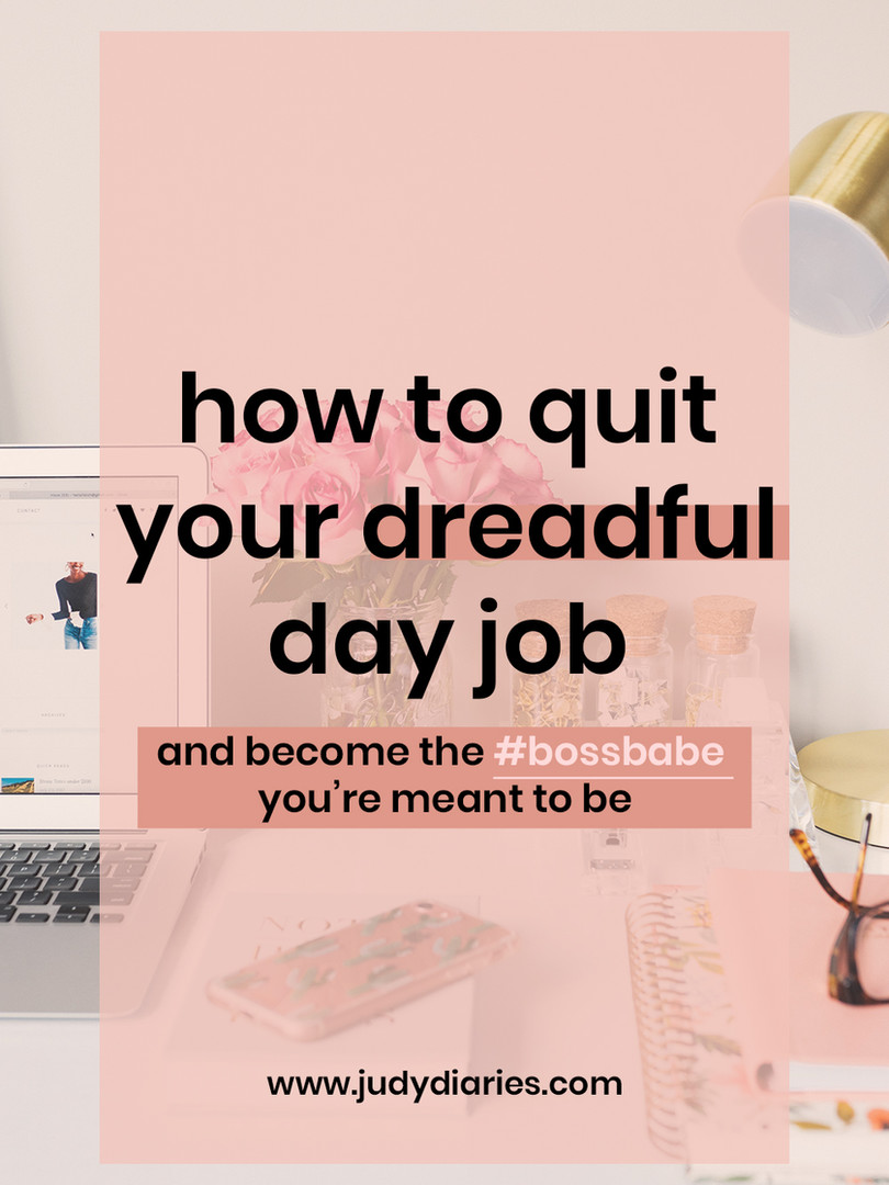 how-to-quit-your-day-job