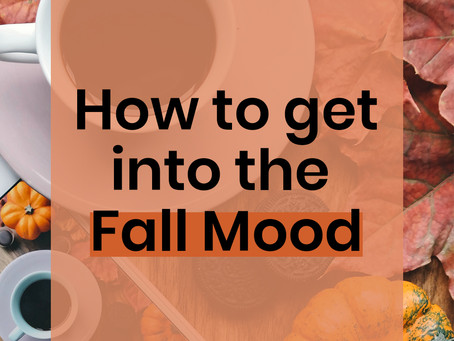 Get into the Fall mood with these Amazon items