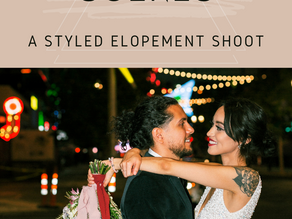 Our Elopement Photoshoot Experience | Behind the Scenes Elopement Photography