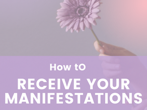Become Magnetic: How to receive your manifestations