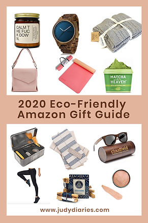 eco friendly sustainable amazon gift gui