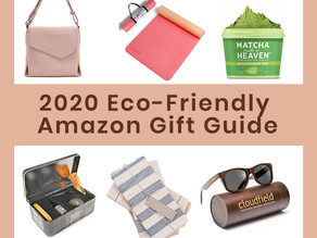 2020 Eco-Friendly Amazon Gift Guide