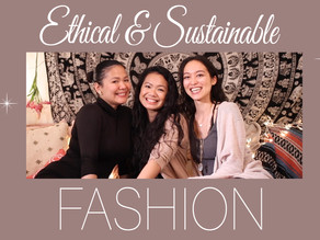 How These Sisters Created an Ethical, Sustainable Fashion Line | An interview with Satori Revolution