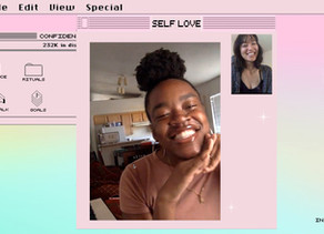 Self Love, Self Care, and Confidence - A Video Chat with Leonor Paulo