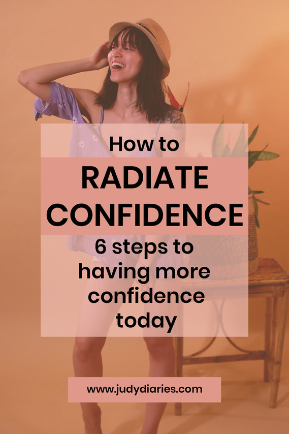 how to have more confidence be more confident