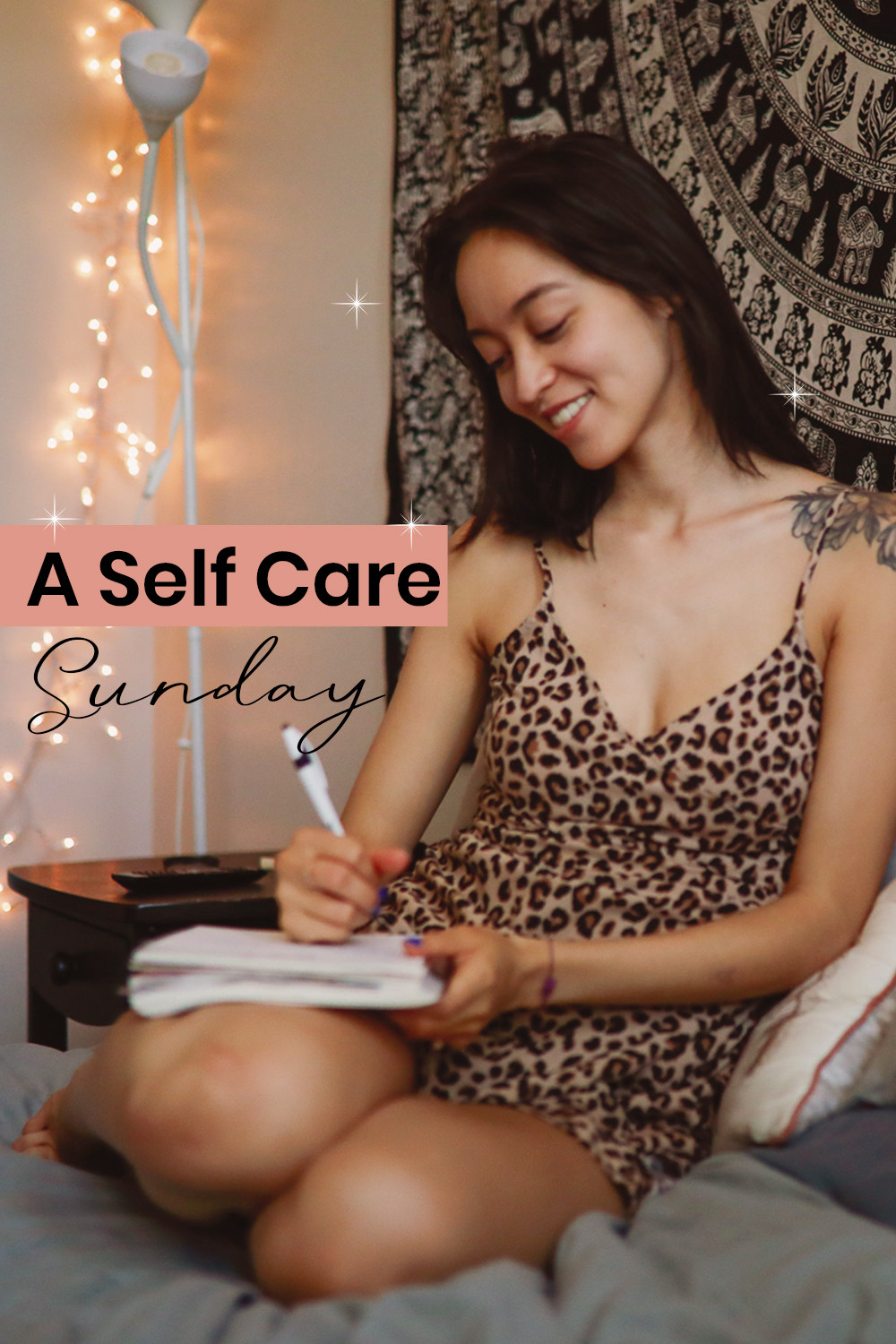 what should I do for self care Sunday