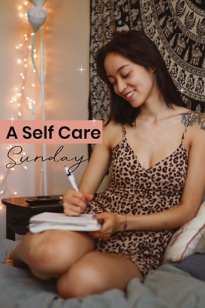 A self care day
