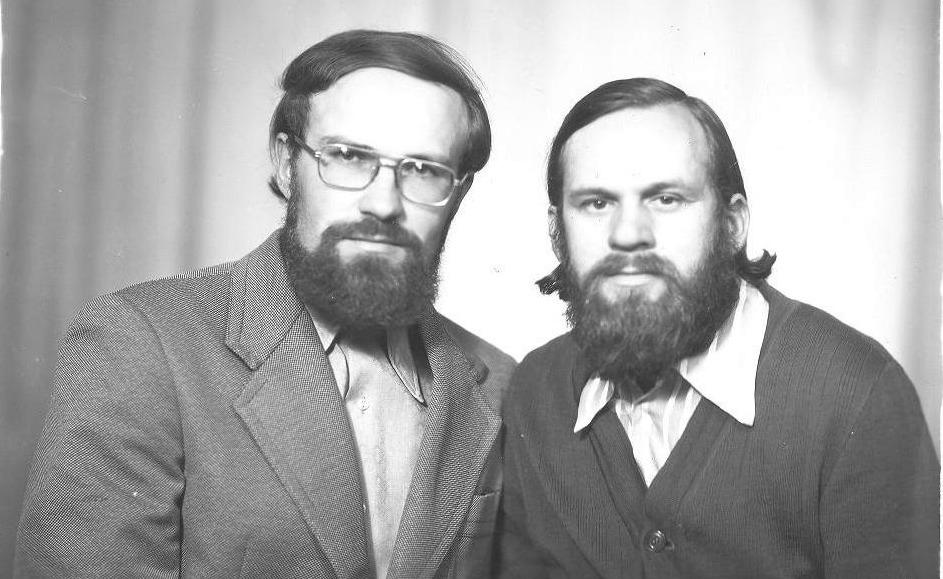 С Евгением Бабинцевым