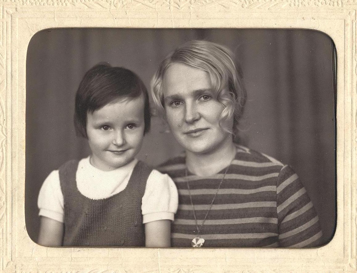 Галина с дочкой Диной