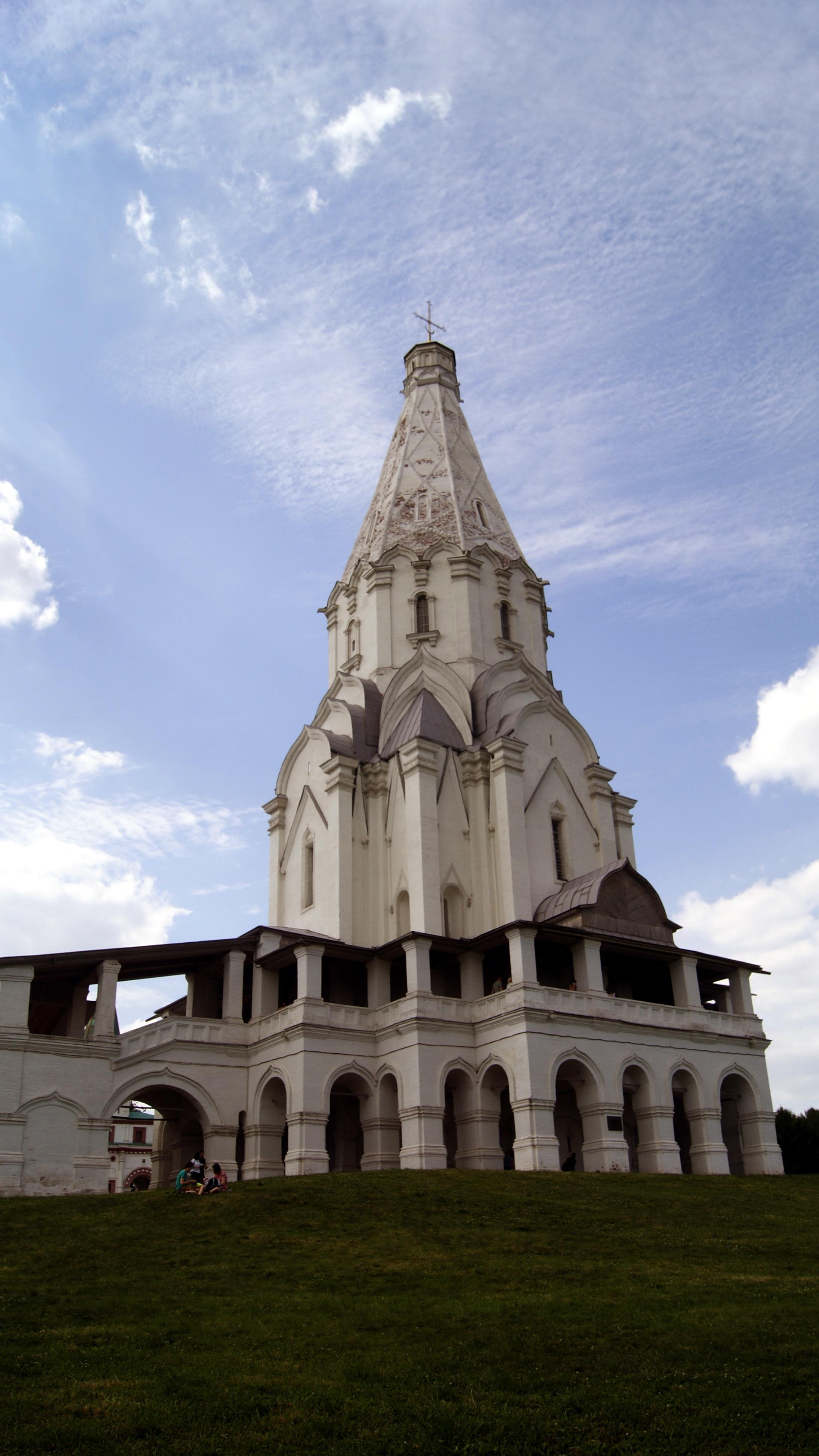 Храм Вознесения Господня в Коломенск