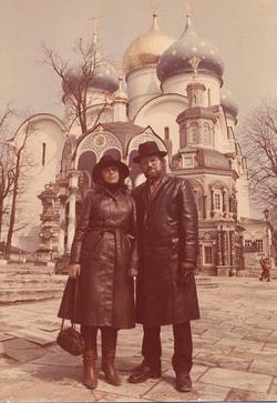 Троице-Сергиева лавра, 1986 г