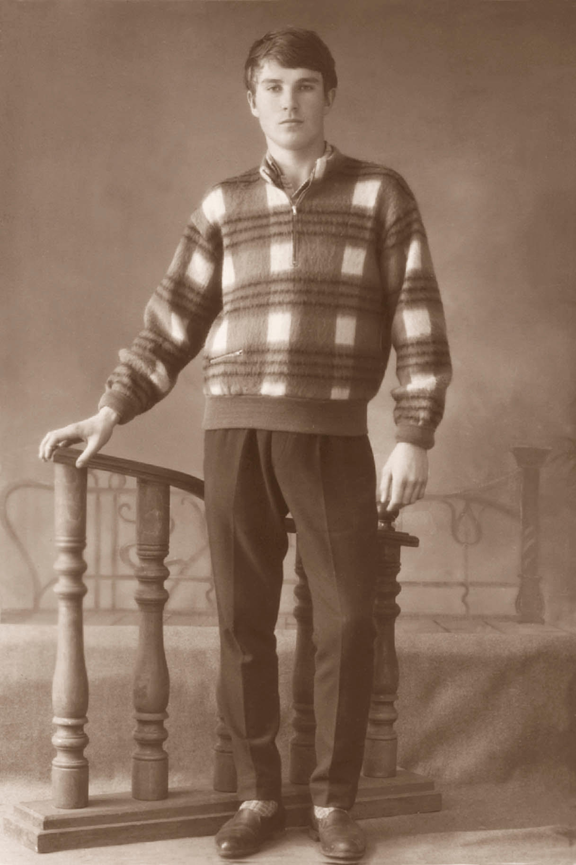 Олег Сенин, 17 лет