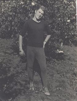 Олег Сенин, 16 лет