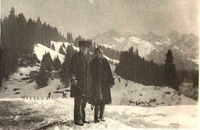 Алма-Ата, январь 1977