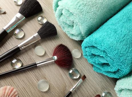 Consejos para cuidar nuestras brochas de maquillaje.