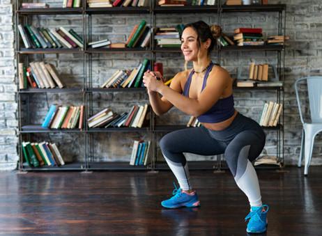 6 ejercicios para hacer cardio en casa