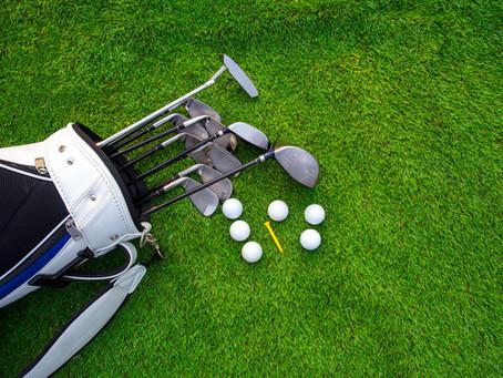 Golf | 5 Beneficios de practicar golf.