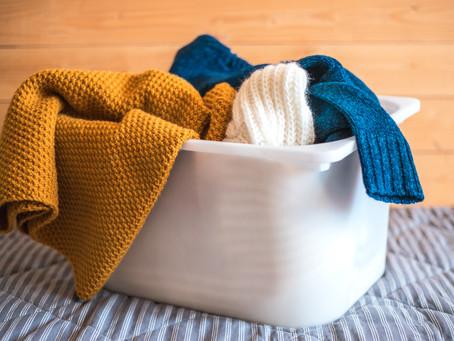 Tips para el lavado adecuado de las prendas de lana.