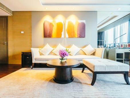 Tipos de alfombras para diferentes espacios de la casa.