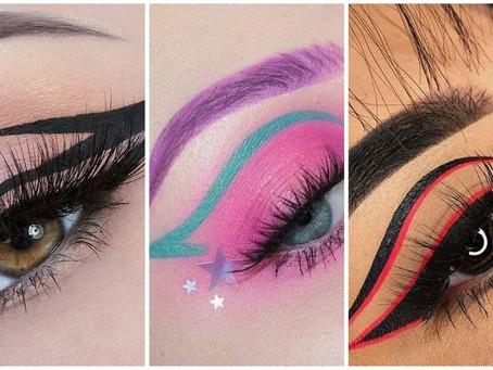 Halloween | Tips para maquillarte los ojos en Halloween usando cubrebocas.