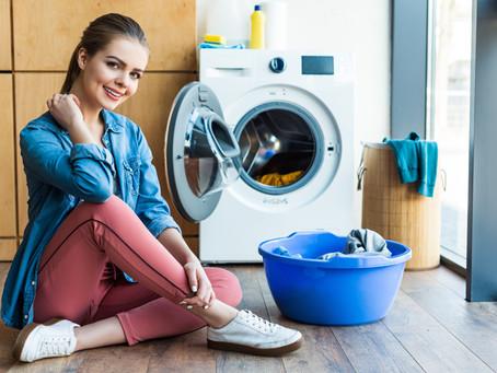 Cómo limpiar tú lavadora pasó a paso.
