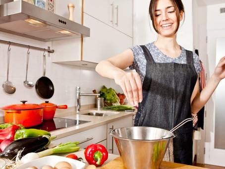 Recetas para cocineros principiantes.