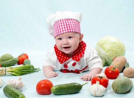 Como alimentar de manera saludable a tu bebé.