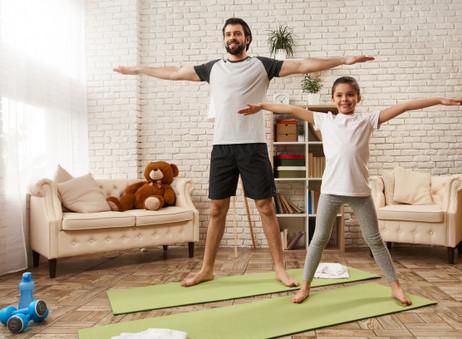 5 rutinas de ejercicios para hacer en casa durante la cuarentena