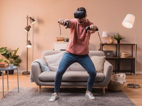 2 Juegos de la realidad virtual más impresionante.