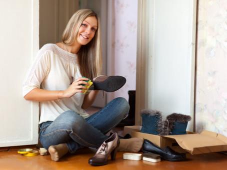 Cómo limpiar cada tipo de zapatos según su tipo de material.