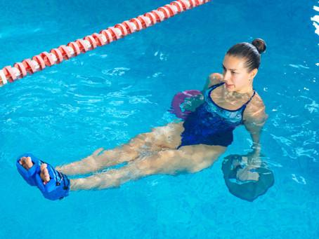 Fitness | La gimnasia acuática y sus variantes.