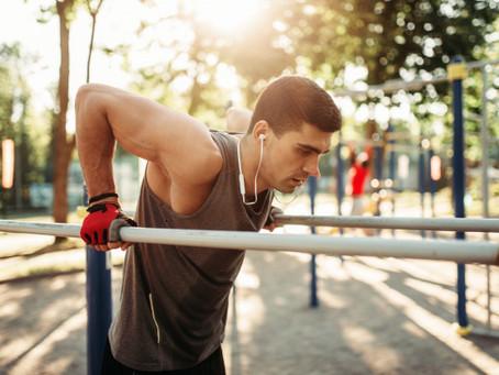 Rutinas de ejercicios para realizar barra.