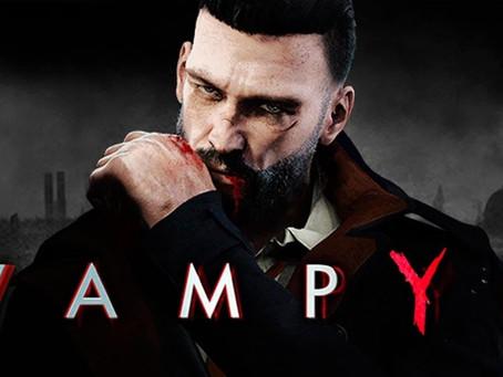 Los juegos de PS plus con Vampyr ya están disponibles.