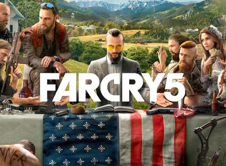 'FarCry 5': un apabullante relato americano.