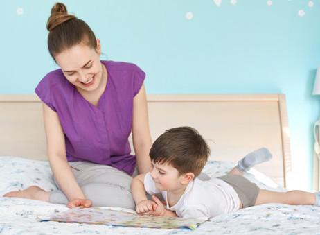 Trucos para enseñar a leer a tus hijos.