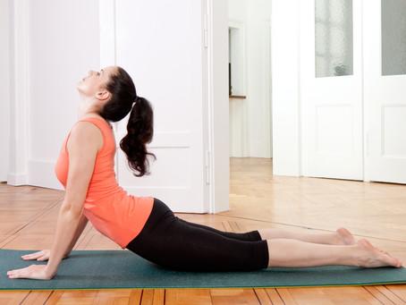 Cómo  practicar Pilates en casa con éxito.