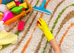 Alfombras | Por qué limpiar las alfombras regularmente.