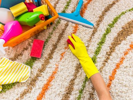 Alfombras | ¿Por qué limpiar las alfombras regularmente?