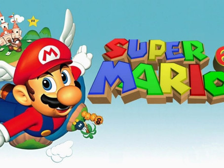 Videojuegos |  Super Mario 3D All-Stars.