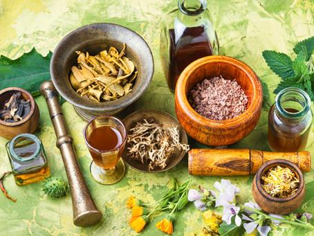 Remedios naturales para la eliminación de bacterias.